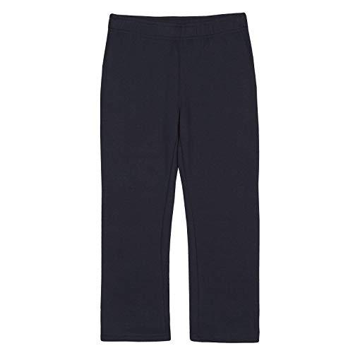XS Pantal/ón de ch/ándal con forro polar para ni/ño Azul claro Essentials