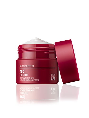 SKIN & LAB #1 Newest Korean Skin Care All In One Best Anti Aging Vitamin C Night Cream - Advanced Dermatology Stem Cell Infused with Million Damask Roses + Hyaluronic Acid. Natural Face Brightening.