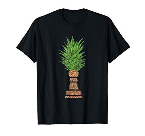 El Gran Maestro del Ajedrez de la Diversión de la Piña Camiseta