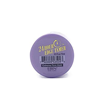 EBIN NEW YORK 24 Hour Edge Tamer - Extreme Firm Hold, No Flakes or Residue