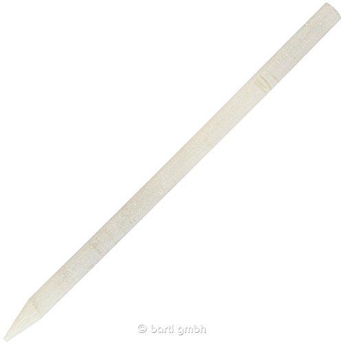 Bartl 110430 Tafelstift Wax Stone, Griffel aus Speckstein für Schiefertafeln, Kreidetafeln