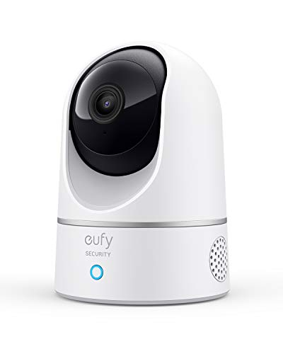 eufy Security 2K Indoor Cam Wi-Fi Pan & Tilt Plug-in Security Indoor Camera ($40)