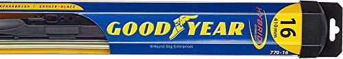 Hybrid - Passenger Windshield Wiper Bundle - 2 Items: Passenger Blade & Reminder Sticker fits 2009-2015 Toyota Corolla (S)
