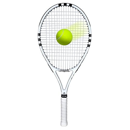 Raquetas De Tenis Ultraligera Tenis De Carbono Tenis Profesional Individual Principiantes Tenis con Absorción De Impactos