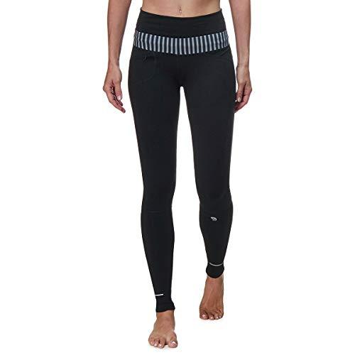 Mountain Hardwear OL0047537, Pantaloni aderenti da Uomo, Blu (Navy), X-Small