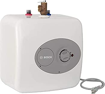 Bosch Electric Mini-Tank Water Heater Tronic 3000 T 2.5-Gallon  ES2.5  - Eliminate Time for Hot Water - Shelf Wall or Floor Mounted