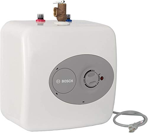 Bosch Electric Mini-Tank Water Heater Tronic 3000 T 2.5-Gallon (ES2.5) -...