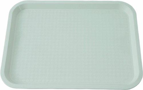6 Stück Tablett Gastronormtablett 1/1 Kunststoff creme/weiß