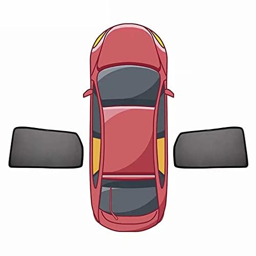parasole auto volkswagen QCYP Parasole Tenda per Auto Adatto per Volkswagen VW T-Cross 2019 2020 2021 Parasole per Parabrezza termoisolante Maglia