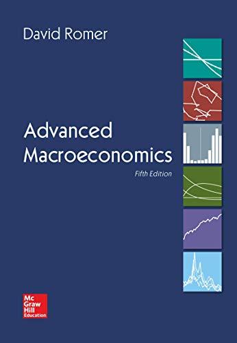 Advanced Macroeconomics (Mcgraw-hill Economics) (English Edition)