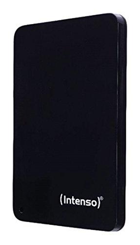 Intenso Memory Case 3 TB Externe Festplatte (6,35 cm (2,5 Zoll) 5400 U/min, 8 MB Cache, USB 3.0) schwarz
