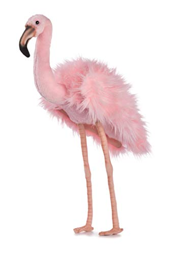 Plüschtier Flamingo, 33 cm, Rosa