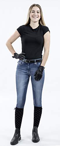 USG Damen Marina Reithose, Blau, 42