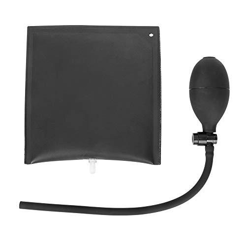 Afstelbare luchtpompen, nivelleringskit, uitlijningsgereedschap voor de installatie van autodeuren en ramen, positioneringsnivelleringsgereedschap, zwart