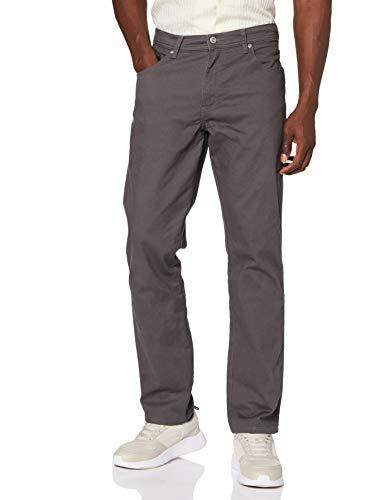 Wrangler Herren Texas Jeans, Grey Lake, 33W / 30L