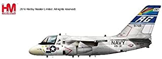 """Hobby Master Diecast Airplanes S-3A Viking, """"159769"""", VS-31 """"Topcats"""" USS Independence, US Navy (1:72) - Preorder item, order now for future delivery [並行輸入品]"""