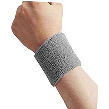 Buy R-LON Wrist Band for Sweat Men Sports Cotton (Pack of 2) Online at Low  Prices in India - Amazon.in
