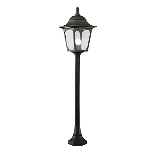 Chapel Traditional Outdoor Pillar Post with 10 yr Warranty