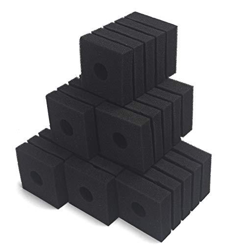 LTWHOME Ersatz Filter Pads Passend für Turbo 350 Filter Pat Mini Internal Filter(Packung mit 6)