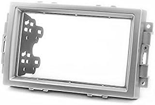 Carav 11–055 Doppel DIN Radio Adapter, DVD, Armaturenbrett Installation, umrandetes Zierleisten Kit, Patriot Blende, mit 173 x 98 mm und 178 x 102 mm