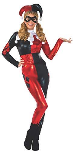 31V41Mx772L Harley Quinn Arkham Costumes