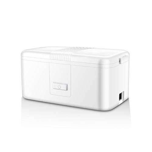 NXYJD Calefacción eléctrica Caja de Almuerzo del envase de alimento 1.2L Sola Capa de Aislamiento eléctrico enchufable Box