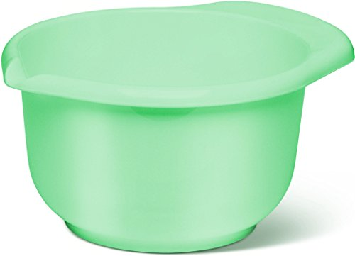 Emsa Superline Mixing Bowl, Mint, 3 L, Baking Bowl, 515367