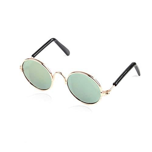 MRXUE huisdier zonnebril, kleine kat hond bril mode Uv bescherming oog foto rekwisieten