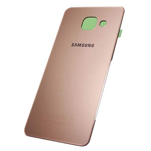 Originale Samsung Galaxy A310F Galaxy A3 (2016) NERO copribatteria posteriore, copertina, coperchio GH82-11093B
