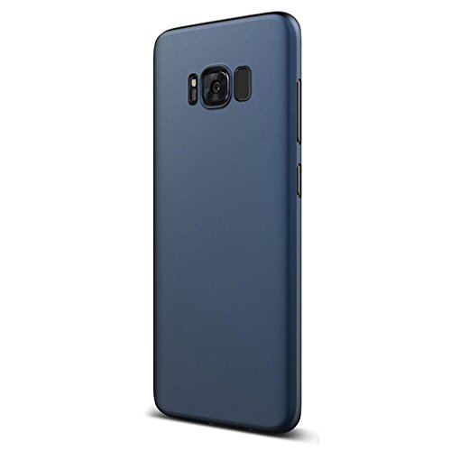 ilicone Soft TPU Ultra-Thin Case Compatible with Samsung Galaxy S8+/S8Plus 6.2inch,Elaco S8 Case Cover (Royal Blue, Samsung Galaxy S8)