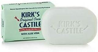 Kirks Soap Bar 3pk Aloe Vra Cst by Kirk's