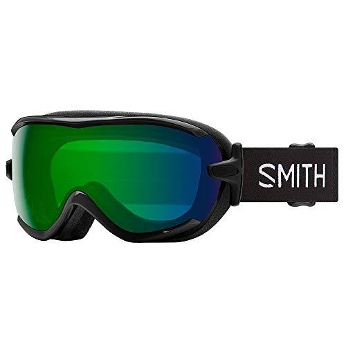 SMITH Virtue vervangende glazen voor bril, volwassenen, unisex, zwart (zwart), eenheidsmaat