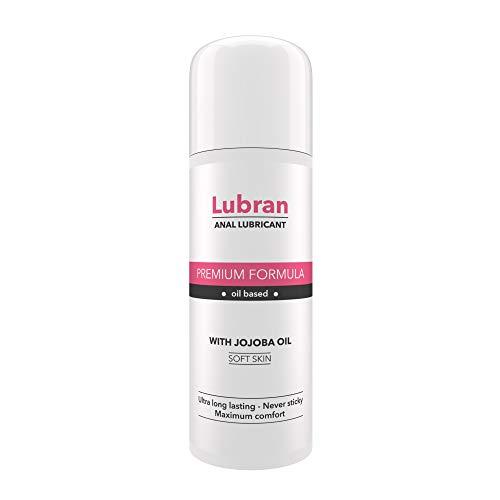 Crema dilatante y lubricante para el sexo anal Lubran 100ml Intimateline