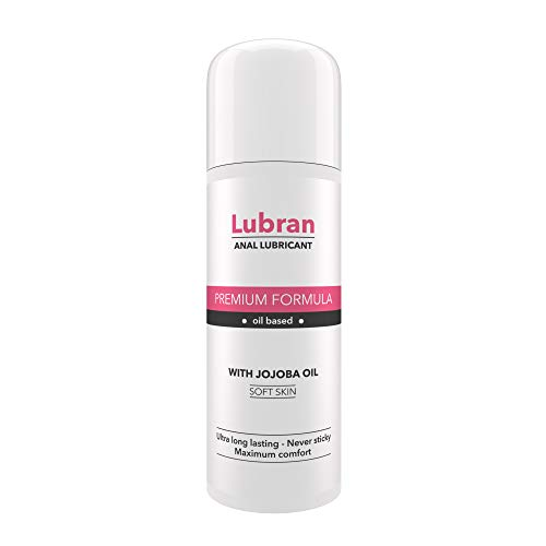 Anal Lubricant Lubran Red Oil 100 Ml , Anal Lubricants - Sexy XXX