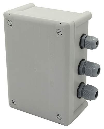 Orbit 57009 Sprinkler System 1 or 2 Horsepower Pump Start Relay , Gray