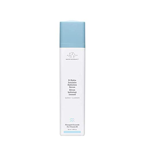 Drunk Elephant B-Hydra Intensive Hydration Serum - Anti Wrinkle Serum for All Skin Types. 50 Milliliters / 1.69 Ounce.
