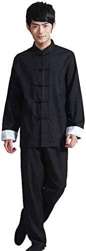 ZHANGYN Tai Max 79% OFF Chi Set Tang Martial Suit Clothing Long Beach Mall Arts Clot