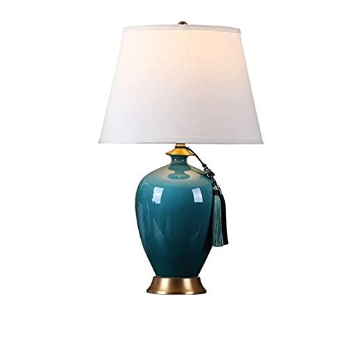 SPNEC Nueva lámpara de Mesa China Americana Dormitorio Sala de Estar de la Cama Club Hall Entrada Villa decoración del Hotel