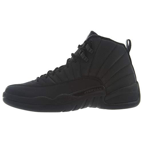 Nike Air Jordan 12 Retro Wntr, Chaussures de Fitness Homme, Noir (Black/Black/Anthracite 001), 42 2/3 EU