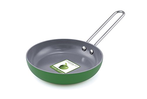 GreenPan One Egg Wonder Ceramic Non-Stick Fry Pan , 5 Inch -,CW0004159