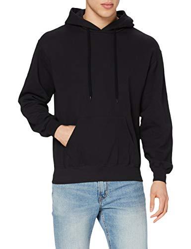 Kapuzen-Sweatshirt - Farbe: Black - Größe: L