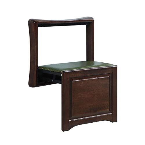 GUOF Duschsitz zur Wandmontage Eleganter Duschklappsitz Mobile Assist | zur Wandmontage Älterer Wandklappstuhl