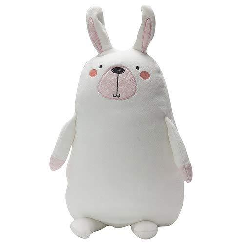 InnoGIO - Conejo de Peluche - Bebés - Niños - Suave - Blanco - 52 cm