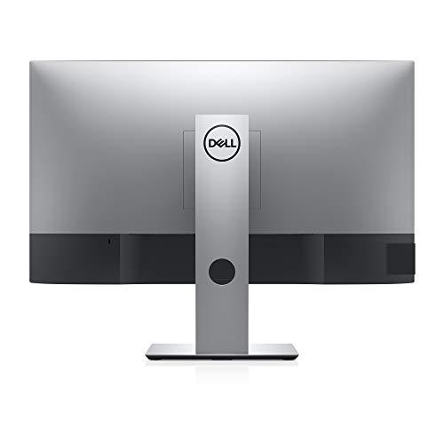 Dell U2719D, 27 Zoll, QHD 2560 x 1440, 60 Hz, IPS entspiegelt, 16:9, 5 ms (extrem), höhenverstellbar/neigbar/drehbar, VESA, DisplayPort, HDMI, 3 Jahre Austauschservice, schwarz/silber