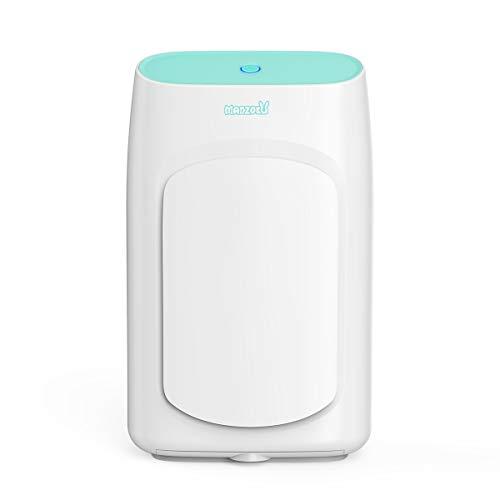 MANZOKU Dehumidifier Electric Mini Dehumidifiers Home...