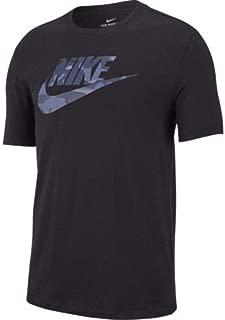 nike m nsw hbr crw ft stmt t-shirt à manches longues homme
