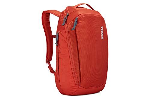 Thule EnRoute 23 L Zaino in Nylon, per Laptop da 15.6' e un Tablet da 10', Rosso