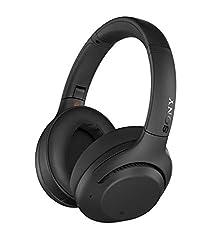 Le plaisir de la musique sans fil et sans bruit extérieur grâce aux technologies intégrées Bluetooth et Réduction de bruit active Fonction Quick Attention pour réduire le volume de votre musique et amplifier les sons environnants Jusqu'à 35h d'écoute...