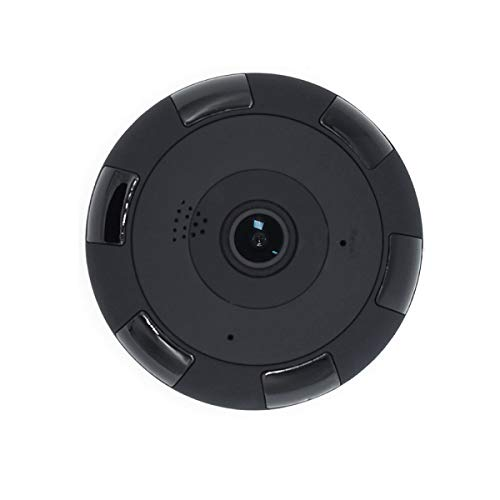 Mini cámara WiFi IR, cámara de vigilancia WiFi Que admite intercomunicador de Voz bidireccional, configuración rápida de Ap, Servicio de Almacenamiento en la Nube, con Tarjeta de Memoria de 32G