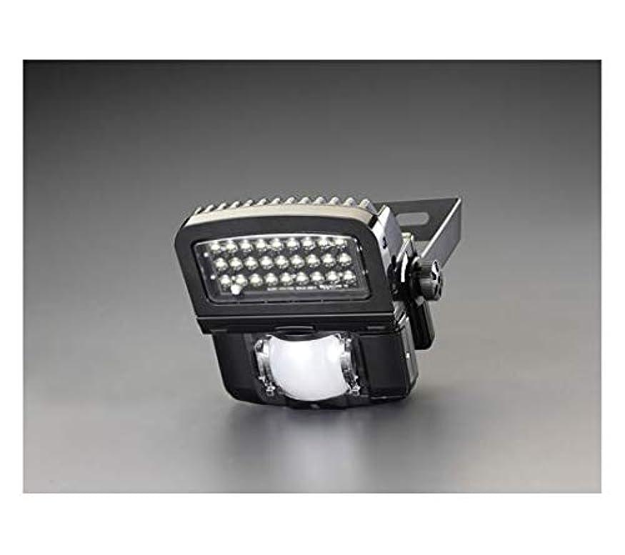 なにインシュレータ締めるエスコ(ESCO) AC100V/39WLEDセンサーライト(調光タイプ) 78-1141-27